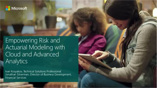 Empowering Risk and Actuarial Modeling with Cloud and Advanced Analytics