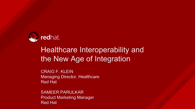 Healthcare Interoperability: The New Age of Open Source Application Integration