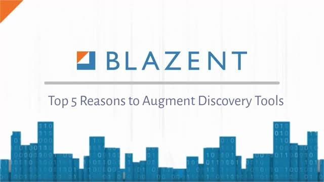 The Top 5 Reasons to Augment Discovery Tools