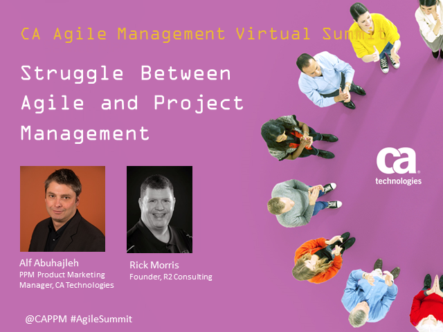 Struggle Between Agile and Project Management