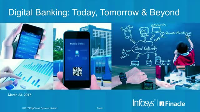 Digital Banking: Today, Tomorrow & Beyond