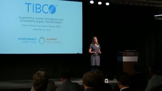 Augmenting Human Intelligence and Accelerating Digital Transformation (Dutch)