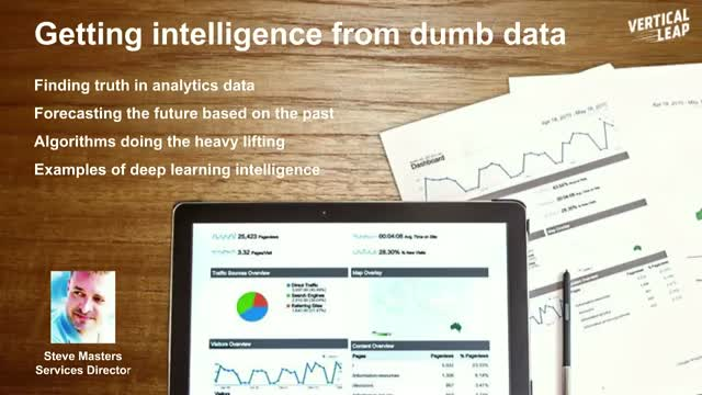 Getting Intelligence from Dumb Data