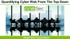 Quantifying Cyber Risk: A Top-down Approach