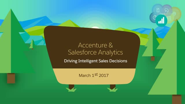 Driving Intelligent Sales Decisions at Accenture with Wave Analytics