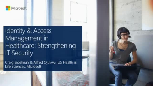 Identity & Access Management in Healthcare: Strengthening IT Security