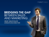 Bridging the gap between sales and marketing