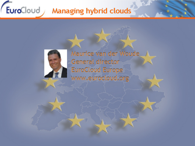 Managing Hybrid Clouds from a Supplier and User Perspective