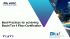 Best Practices for achieving Basic/Tier 1 Fiber Certification