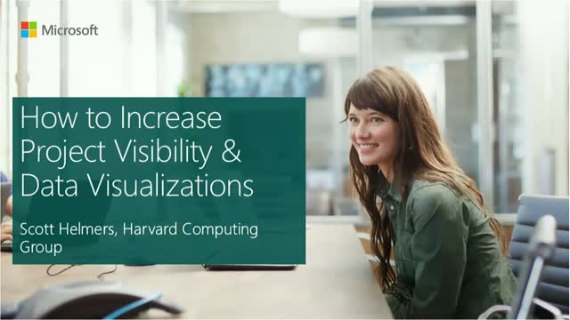 How to Increase Project Visibility & Data Visualizations