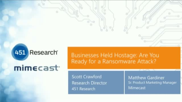 Businesses Held Hostage: Are You Ready for a Ransomware Attack?