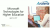 Microsoft Technologies for Higher Education