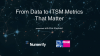 From Data to ITSM Metrics That Matter w/ Pink Elephant