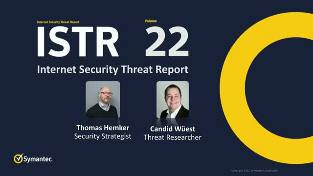 Cyber Attack Trends 2017