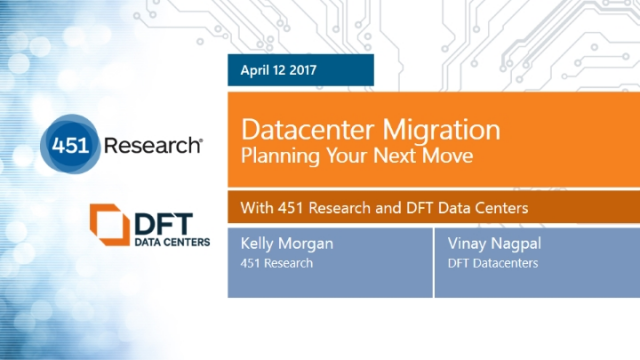 Data Center Migration: Planning Your Next Move