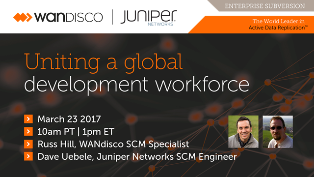 Uniting a global development workforce with Juniper