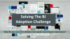 Solving the BI adoption challenge with report consolidation
