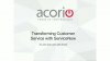 CSM South East Lunch & Learn | Acorio