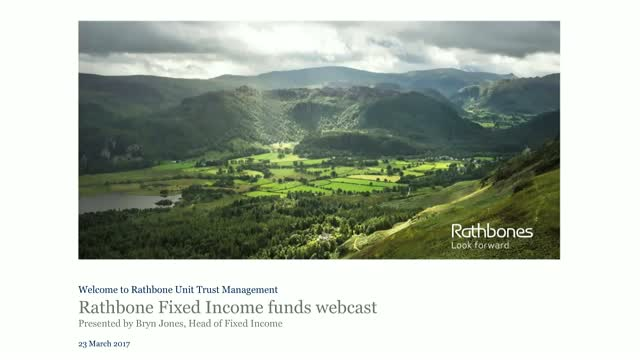 Rathbone Fixed Income Funds update