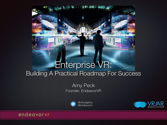 VR/AR For Enterprise: Building a Practical Roadmap for Success
