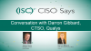 CISO Says: Interview with Darron Gibbard, CTSO, Qualys
