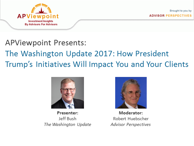 The Washington Update 2017: The Impact of President Trump's Initiatives