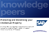 Protecting and monetising your Intellectual Property