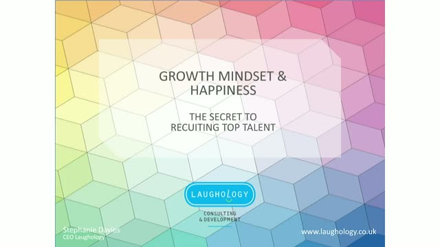 Growth mindset and happiness – The secret to recruiting top talent