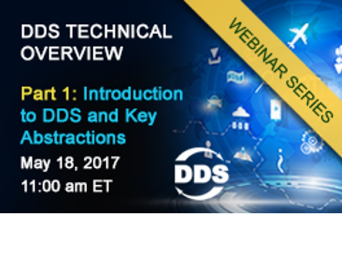 DDS Technical Overview Part I - Introduction to DDS and Key Abstractions