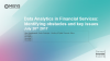 Data Analytics in Financial Services: Identifying obstacles and key issues