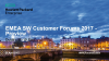 EMEA Software Customer Forums 2017 – Preview