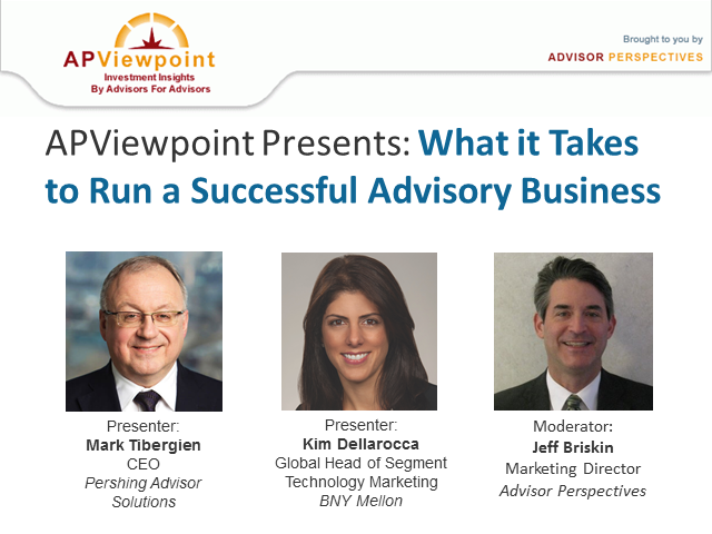 What it Takes to Run a Successful Advisory Business