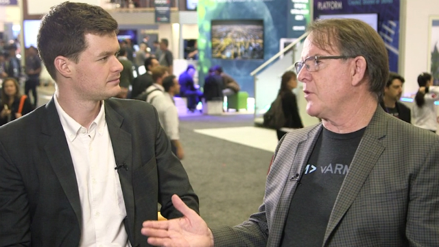 BrightTALK at RSA 2017: Mark Weatherford on Ransomware, DDoS & Virtualization