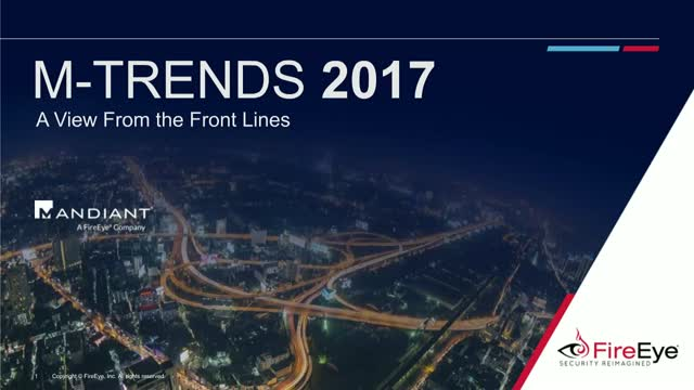 Trends Behind Today's Breaches & Cyber Attacks in EMEA