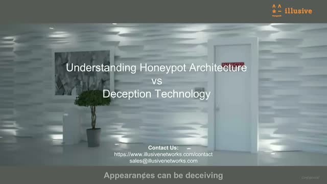 Post-RSAC 2017: Understanding Honeypot Architecture vs. Deception Technology