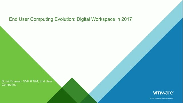 The Evolution of End User Computing: 2017 Market Trends with AutoDesk