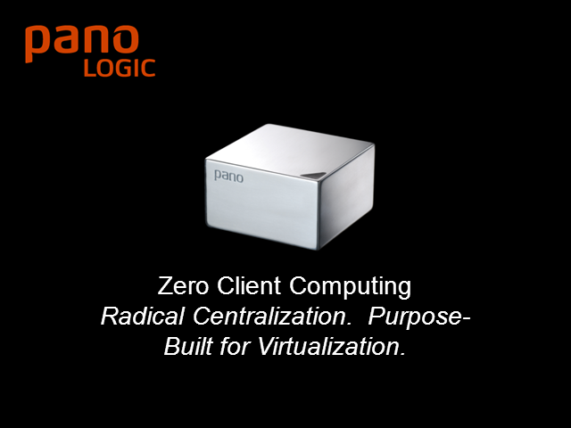 Desktop Virtualization Overview