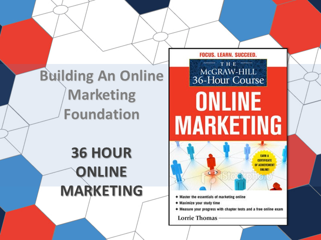 Building An Online Marketing Foundation