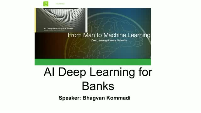 AI Deep Learning for Banks