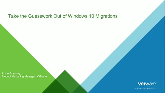 Take the Guesswork out of Windows 10 Migrations
