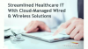 Streamlined Healthcare IT With Cloud-Managed Wired & Wireless Solutions