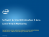Webinar:  Software-Defined Infrastructure & Data Center Health Monitoring