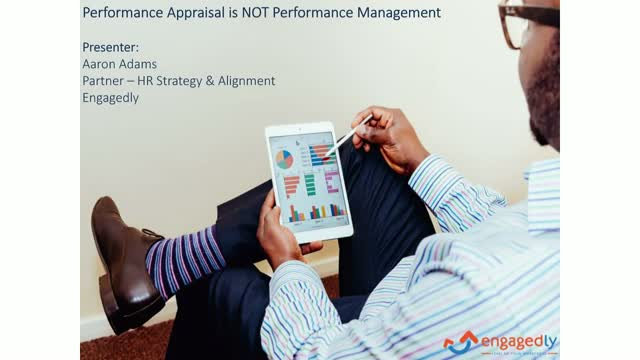 Performance Appraisal is NOT Performance Management