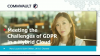 Meeting the Challenges of GDPR in a Hybrid Cloud