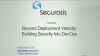 Beyond Deployment Velocity: How Technology & Process Increase DevOps Success
