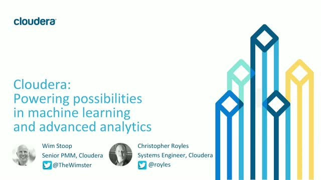 Powering Possibilities in Machine Learning and Advanced Analytics