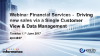 Financial Services:Driving new sales via Single Customer View & Data Management