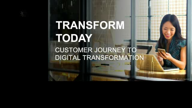 A Data Strategy to Accelerate Your Digital Transformation