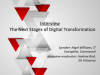 Video interview: The next stages of digital transformation