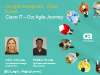 Cisco IT – Our Agile Journey